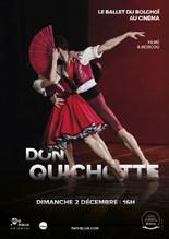 BALLET DU BOLCHOI - DON QUICHOTTE