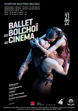 BALLET DU BOLCHOI - SAISON 2021-22