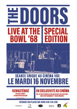 CONCERT : THE DOORS - LIVE AT THE BOWL '68 SPECIAL EDITION