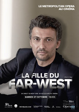 METROPOLITAN OPÉRA- LA FILLE DU FAR-WEST (en direct)