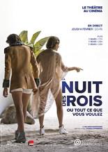 COMÉDIE FRANÇAISE : LA NUIT DES ROIS - REDIFFUSIONS