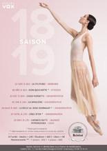 BALLET DU BOLCHOI : SAISON 2018 -2019