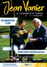 CINE-DEBAT : JEAN VANIER - LE SACREMENT DE LA TENDRESSE