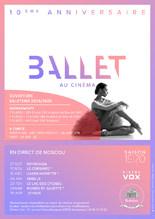 BALLET DU BOLCHOI - NOUVELLE SAISON 2019/20