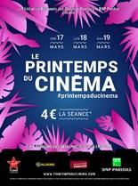 PRINTEMPS DU CINEMA 2019