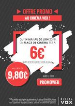 OFFRE PROMO WEB 6€
