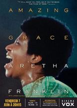 CONCERT : AMAZING GRACE - ARETHA FRANKLIN