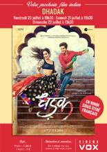 FILM INDIEN : DHADAK