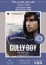 FILM INDIEN : GULLY BOY