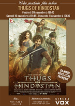 FILM INDIEN : THUGS OF HINDOSTAN