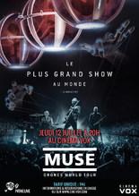 CONCERT : MUSE - DRONES WORLD TOUR AU CINÉMA