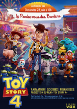 RENDEZ-VOUS DES BAMBINS : TOY STORY 4