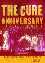 CONCERT : THE CURE - ANNIVERSARY 1978-2018 LIVE IN HYDE PARK LONDON
