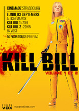 CINÉMADZ : MARATHON - KILL BILL