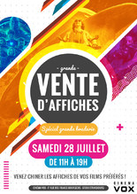 GRANDE BRADERIE – SPECIAL VENTE D'AFFICHES