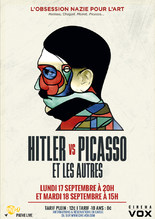 L'ART AU CINÉMA : HITLER VS PICASSO ET LES AUTRES