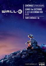 CINÉMADZ : WALL-E