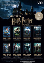 MARATHON : SAGA HARRY POTTER