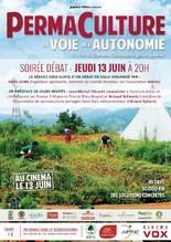 CINE-DEBAT : PERMACULTURE - LA VOIE DE L'AUTONOMIE