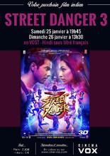 FILM INDIEN - STREET DANCER 3