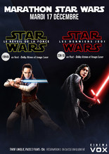 MARATHON : STAR WARS 7 & 8