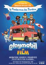 RDV DES BAMBINS : PLAYMOBIL LE FILM