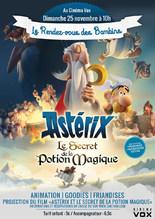 RDV DES BAMBINS - ASTERIX, LE SECRET DE LA POTION MAGIQUE