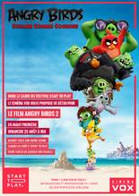 START TO PLAY : ANGRY BIRDS 2 EN AVANT-PREMIÈRE