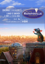 CINEMADZ - RATATOUILLE