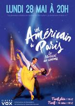 CONCERT EVENEMENT : UN AMÉRICAIN A PARIS