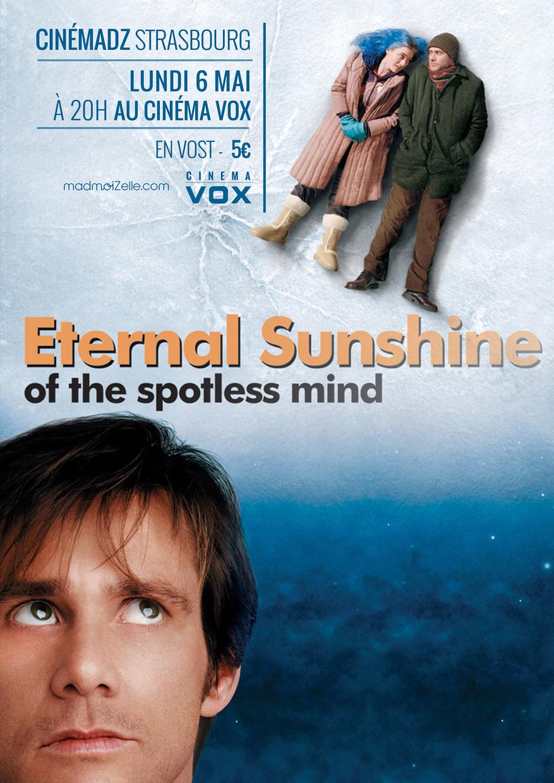Cinemadz Eternal Sunshine Of The Spotless Mind
