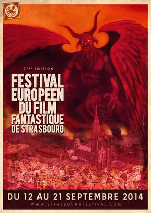 La s�lection du Vox pour le Festival Europ�en du Film Fantastique de Strasbourg - 7�me �dition