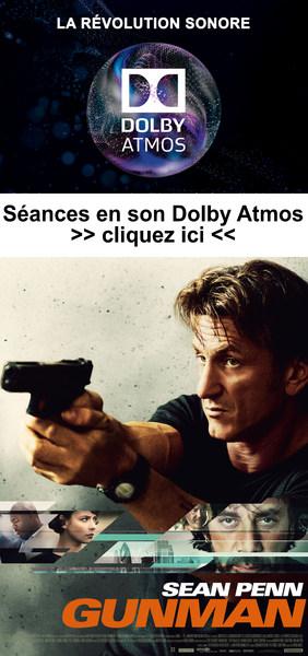 Promo Dolby - Gunman