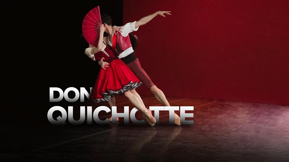 Photo du film Don Quichotte (Bolchoï - Pathé Live)