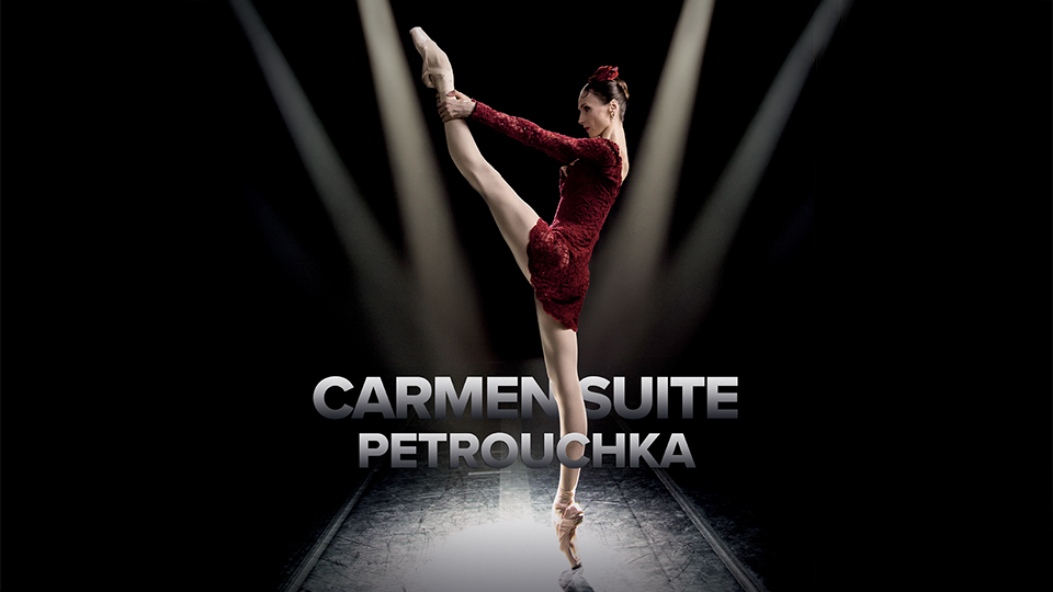Photo du film Carmen suite / Petrouchka (Bolchoï - Pathé Live)