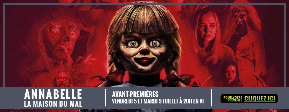 Photo du film Annabelle – La Maison Du Mal