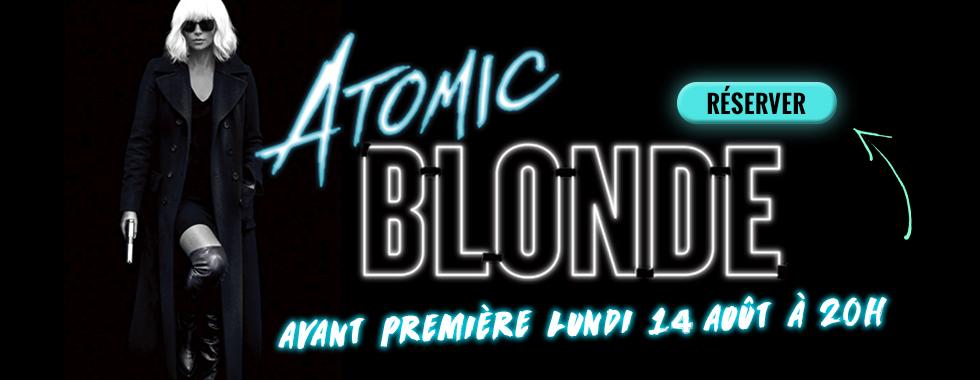 Photo du film Atomic Blonde