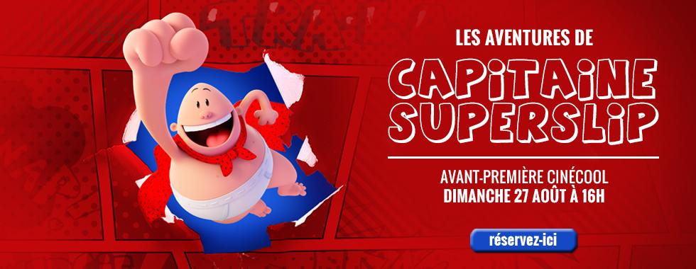 Photo du film Les Aventures de Capitaine Superslip