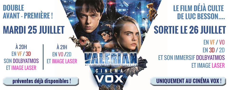 Photo du film Valérian et la Cité des mille planètes