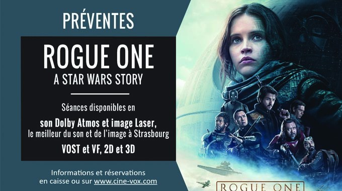 Photo du film Rogue One: A Star Wars Story