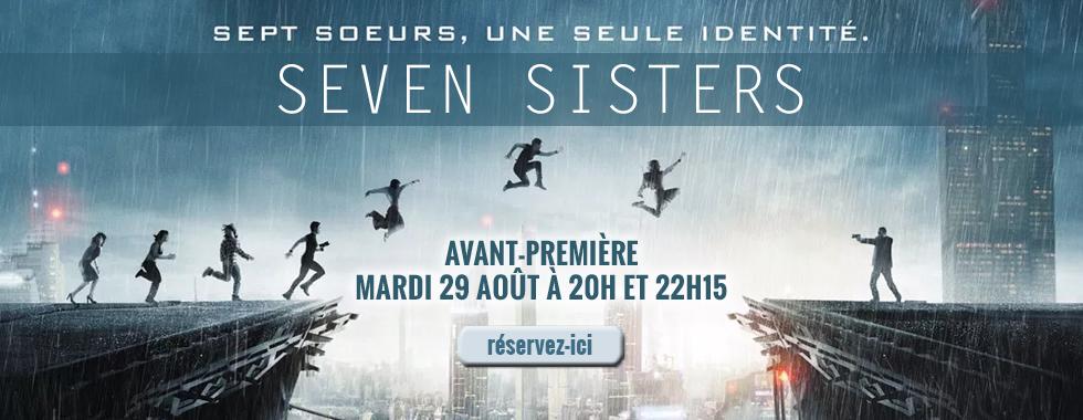 Photo du film Seven Sisters