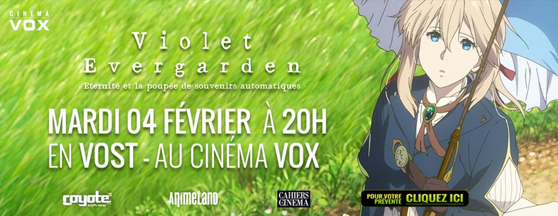 Photo du film Violet Evergarden : Eternité et la poupée de souvenirs automatiques