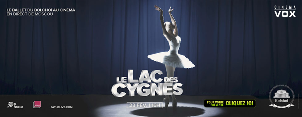 Photo du film Le Lac des cygnes (Bolchoï)