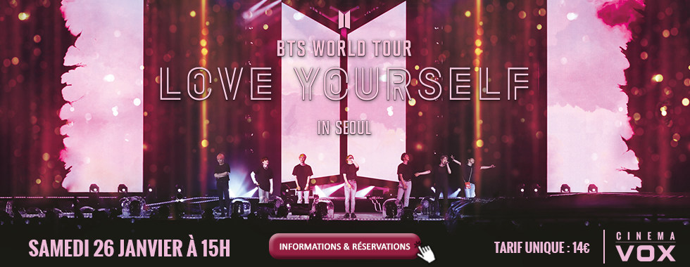 Photo du film BTS WORLD TOUR LOVE YOURSELF IN SEOUL