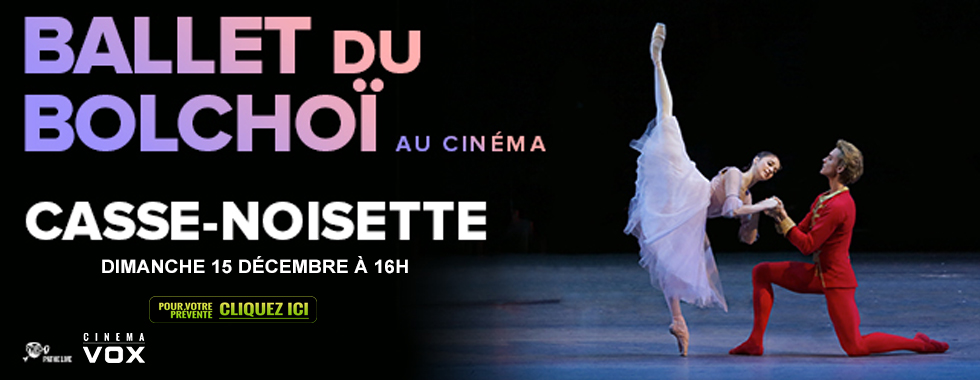 Photo du film Casse-Noisette (Bolchoï)