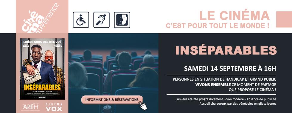Photo du film Inséparables