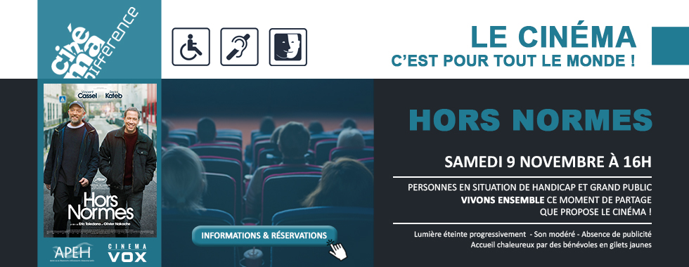 Photo du film Hors Normes