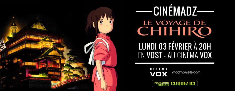 Photo du film Le Voyage de Chihiro