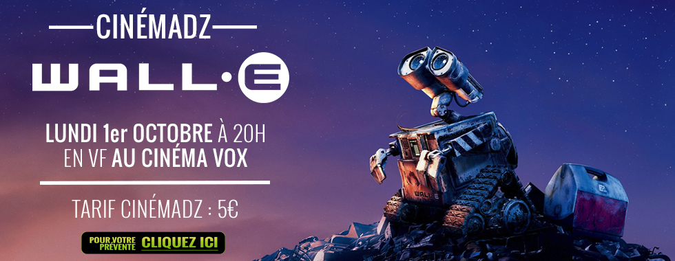 Photo du film Wall-E