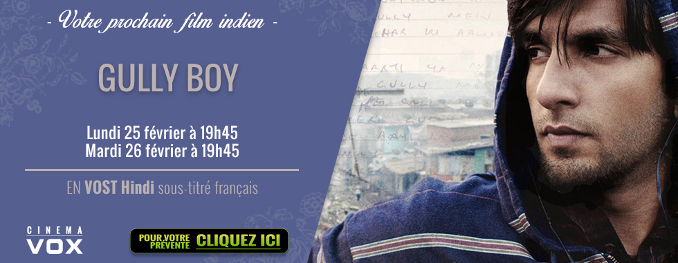 Photo du film Gully Boy